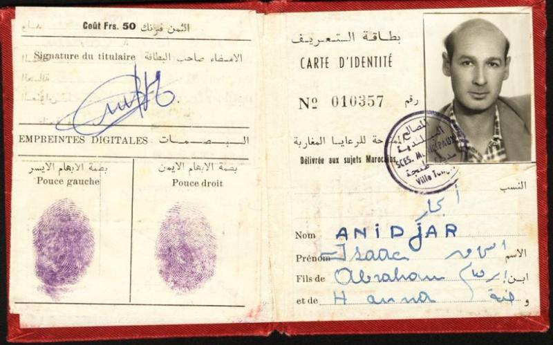 DOCUMENTS ET CARTES DE NOS PARENTS AU MAROC Carte_10