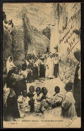 PHOTOS ANCIENNES DES JUIFS DU MAROC Debdou10