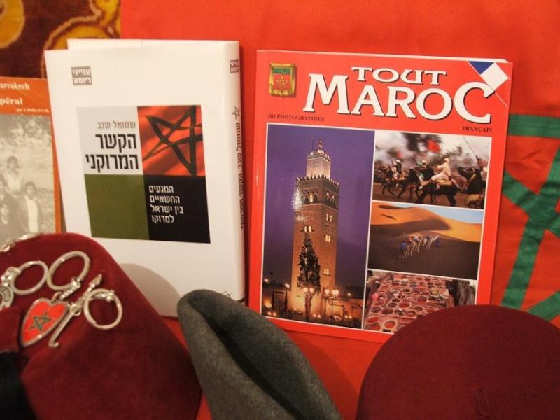 MA COLLECTION DES LIVRES SUR LE MAROC Dscf0613