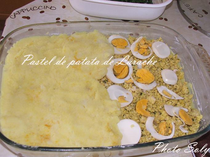 PASTEL DE CARNE Y PATATA  pastel de viande et pomme de terre Dscf4219