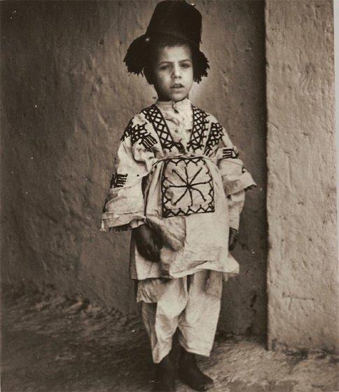PHOTOS ANCIENNES DES JUIFS DU MAROC Enfant10