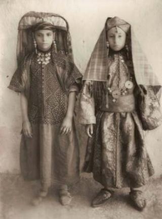 PHOTOS ANCIENNES DES JUIFS DU MAROC Enfant12
