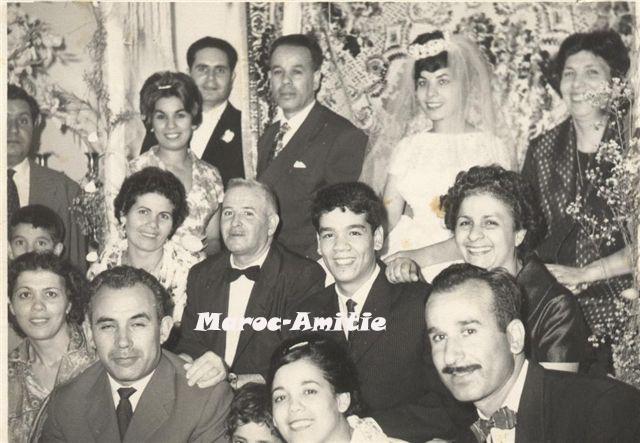 LE MARIAGE HIER ET AUJOURD'HUI Famile10