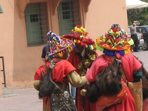LES PORTEURS D'EAU, GHERABS DU MAROC Maroc_10