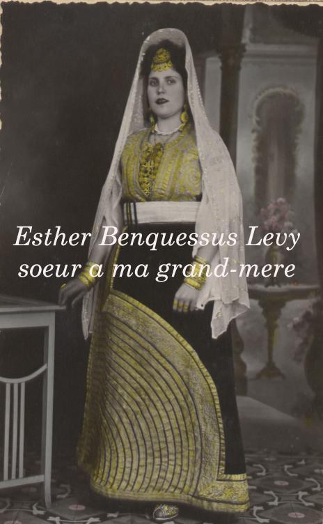 SOIR DU HENNE AVEC  LA KESOUA EL KBIRA (grande robe en arabe) - Page 2 Tita_e10