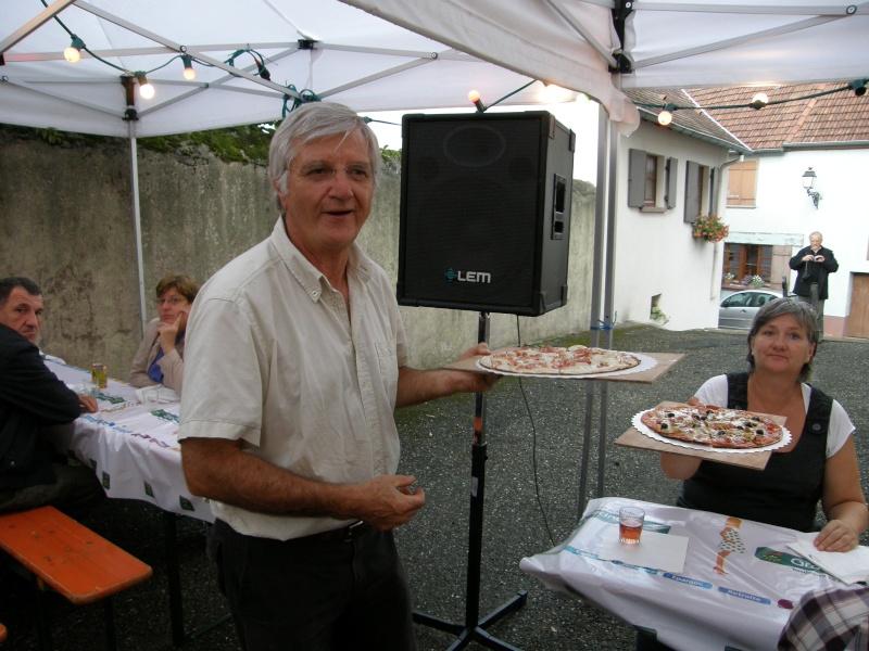 Soirée tartes flambées le samedi 6 août 2011 à Wangen P8060011