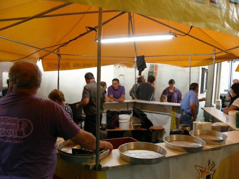 Soirée tartes flambées le samedi 6 août 2011 à Wangen P8060014