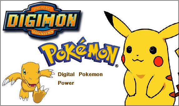 Digital Pokemon Power