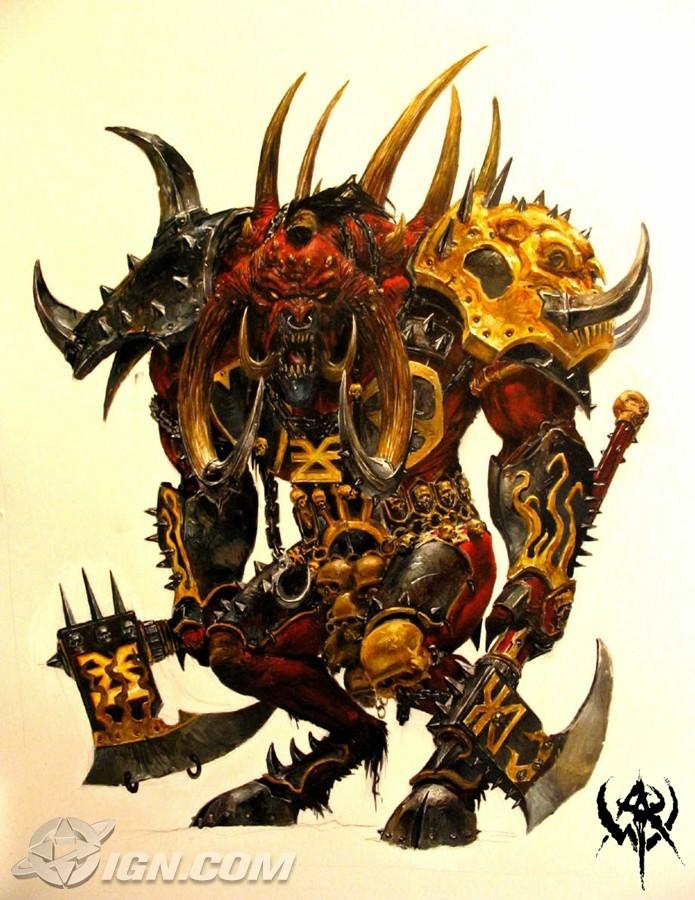 Warhammer campagne (2005-2010) - Tous les feux de l'enfer… 85132210