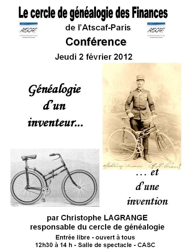 Conférence sur la GÉNÉALOGIE D'UN INVENTEUR ET DE SON INVENTION  Conf_a10