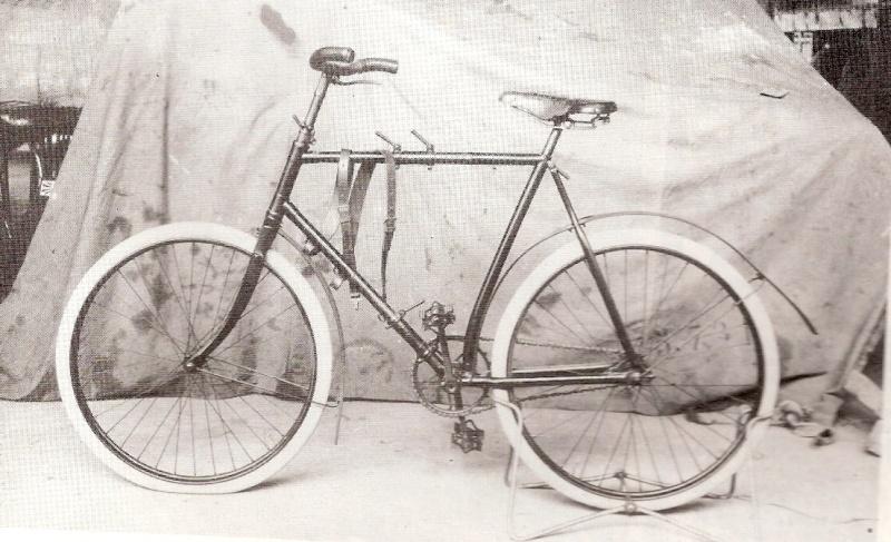 Bicyclette démontable DORDAIN Damont10