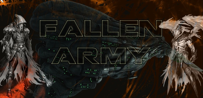 The Fallen Army