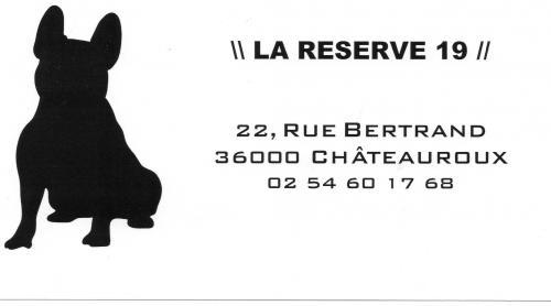 CHATEAUROUX - LA RESERVE 19 - Dépôt-vente et déstockage de vêtements et accessoires de marque Chatx-10