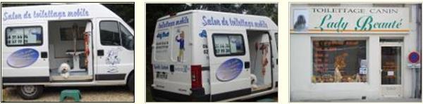 MEHUN SUR YEVRE (Cher) - LADY BEAUTE - Toilettage canin à domicile  Mehun-11