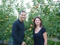 SAINT-GEORGES SUR MOULON - POMMES DU HAUT-BERRY - Producteur pommes, vente produits régionaux St-geo14