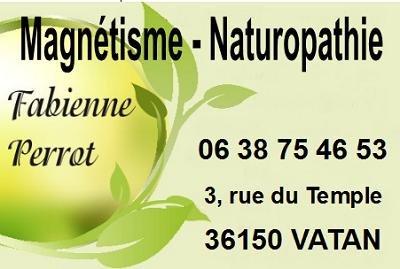 k01. VATAN - Fabienne PERROT  - Magnétisme / Naturopatnie Vatan-11