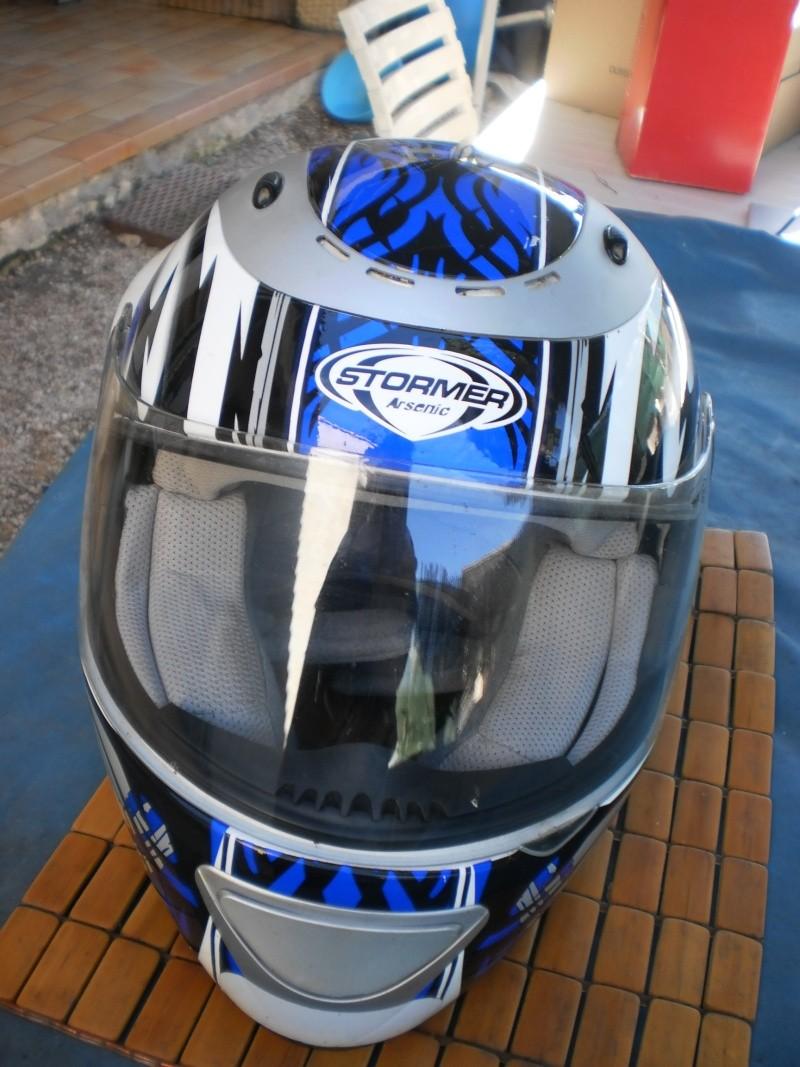 VENDS CASQUE moto Animau31