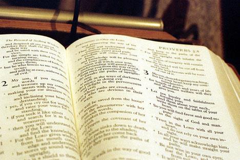 Croire en la véracité de la bible et de ses prophètes...et être chrétien Bible11