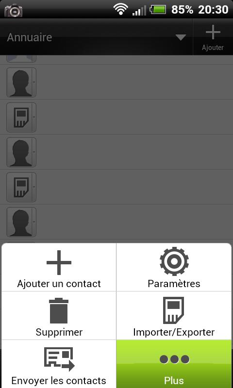 [TUTO] Blacklister/bloquer un appelant avec son HTC Blackl10