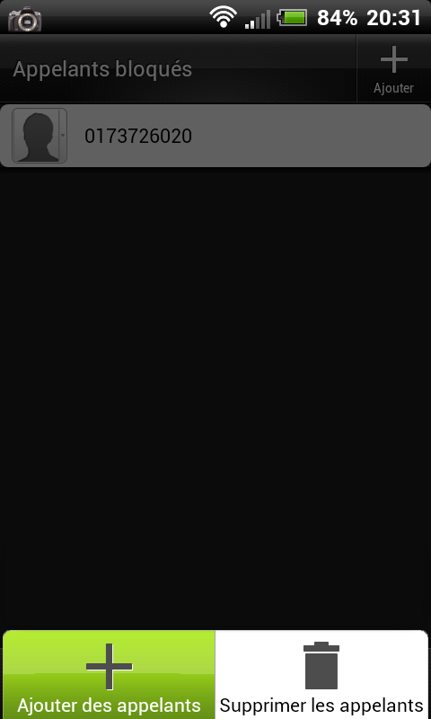 [TUTO] Blacklister/bloquer un appelant avec son HTC Blackl12