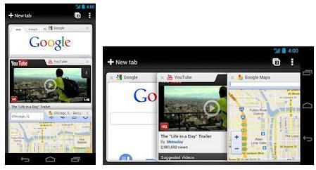 [APP] Google Chrome pour Android : Navigateur web pour smartphone [Gratuit] Chrome11
