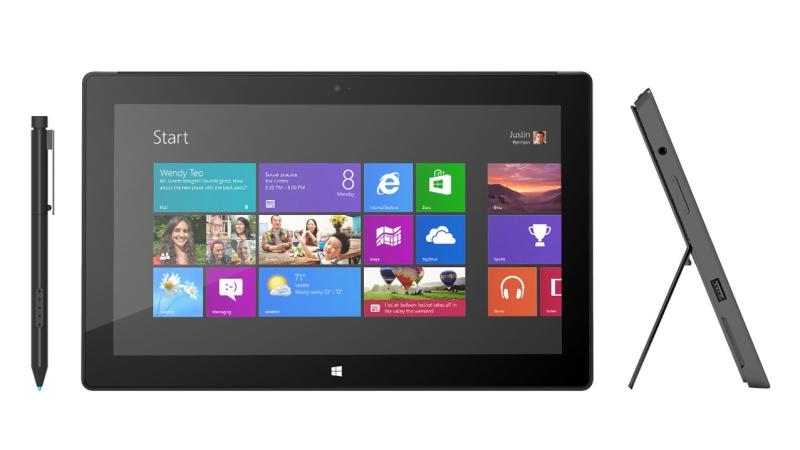 Microsoft annonce le prix de la Surface Pro Surfac10