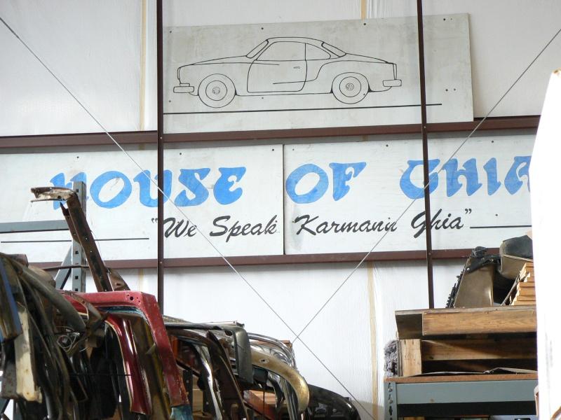 EN VISITE chez HOUSE of GHIA Califo10