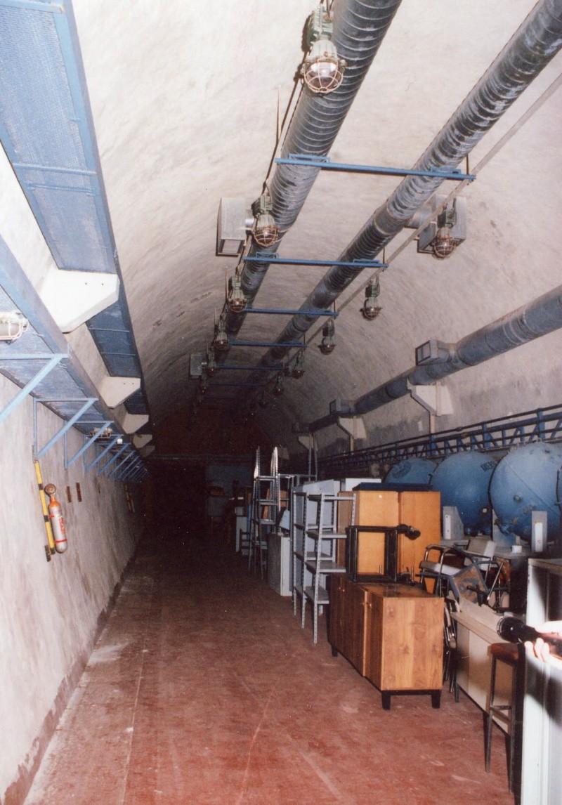 U-Boat et Marine Nationale à Toulon (83), 1944-1954 Tunnel13