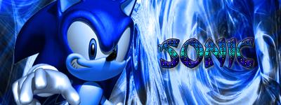 Mon libre service[Vieille création] Sonic10