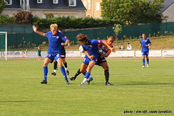Allez Reims! [saison 2008/09] Amical11