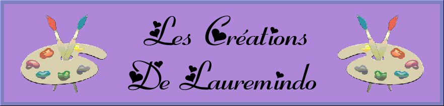 Forum Les creations de lauremindo