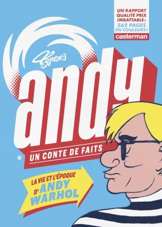 Andy, Un conte de faits de Typex 97822069