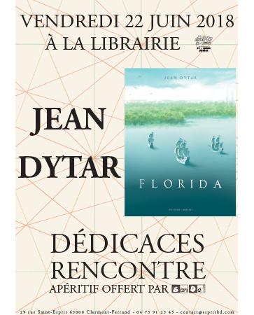 Rencontre avec Jean Dytar vendredi 22 juin 2018 Ycran10