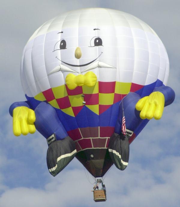 De bien droles de mongolfieres ... Ballon10