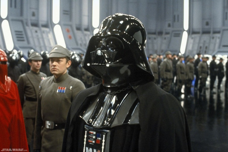 Darth vader sous toutes ses coutures Episod10