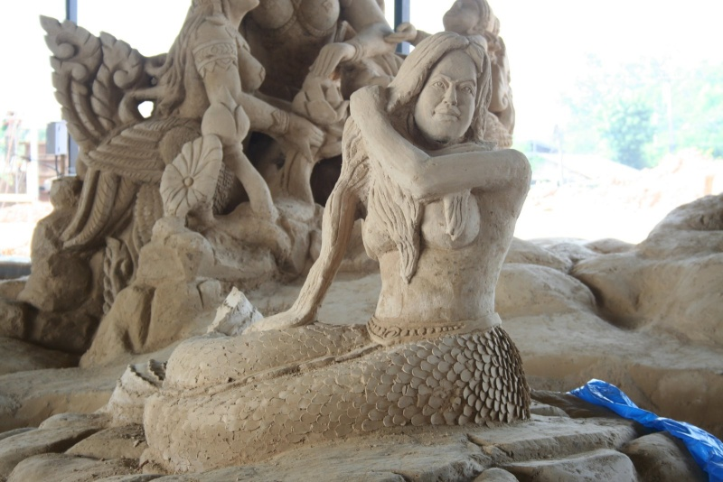 Sand sculptures Img_0710