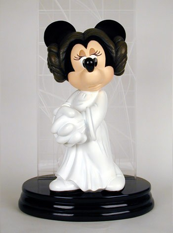 les trentes ans de STAR WARS par disney Minnie10