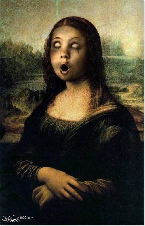 la JOCONDE en folie Mona-l11