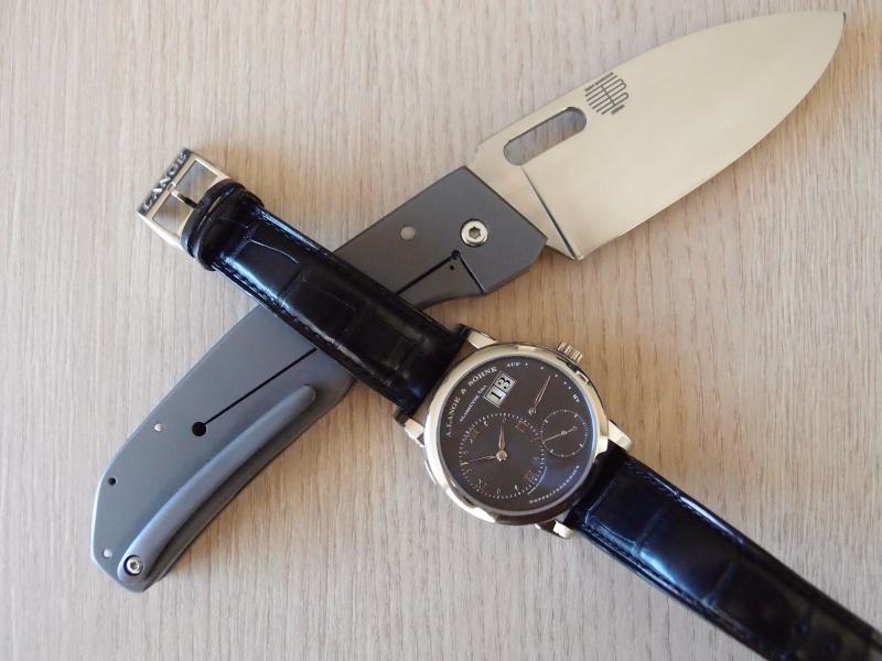 A couper le souffle: Montres et couteaux... Pb120110