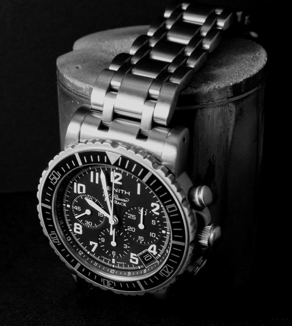 Bracelet métal et intégration Zenith10