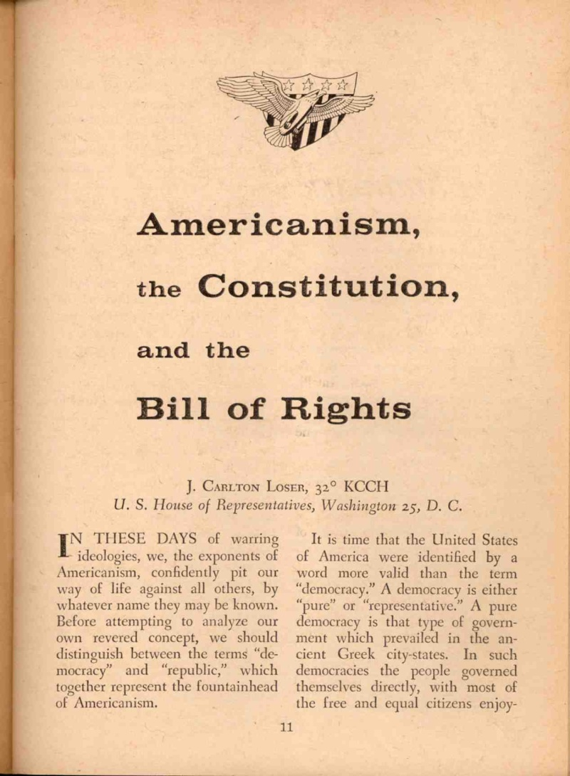 The Constitution and the Bill of Rights 12190313