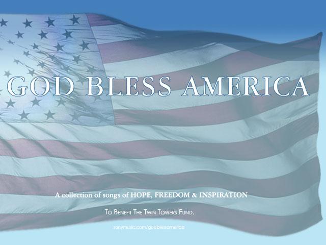 GOD BLESS AMERICA - WALLPAPER 640x4810