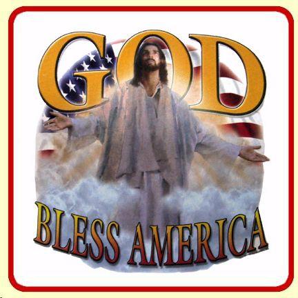 GOD BLESS AMERICA - WALLPAPER D907610