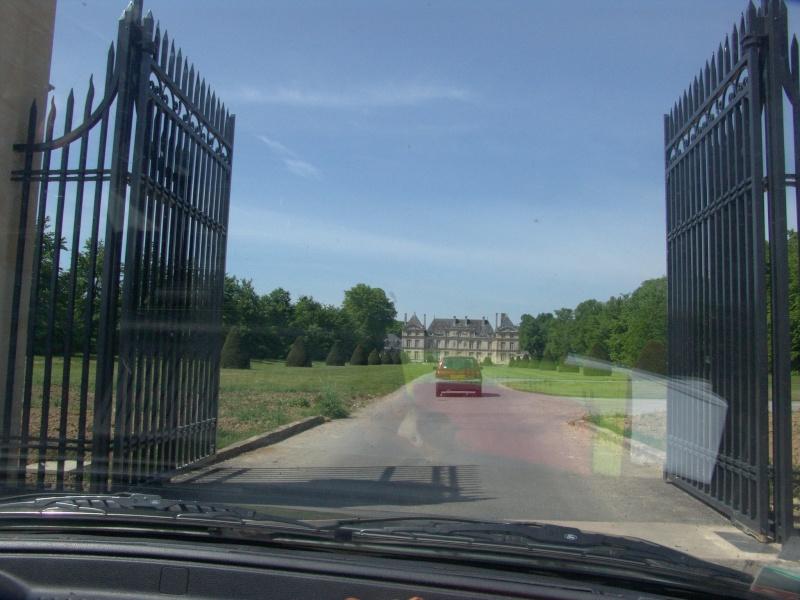Enquête au Château fantastique de Raray Dsc01815