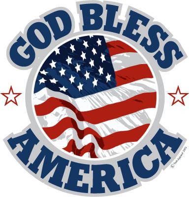 GOD BLESS AMERICA - WALLPAPER God20b10