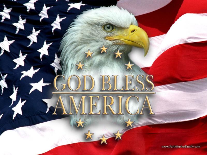 GOD BLESS AMERICA - WALLPAPER Godble10