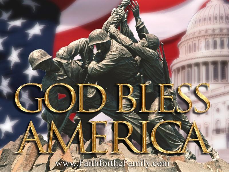 GOD BLESS AMERICA - WALLPAPER Godble11