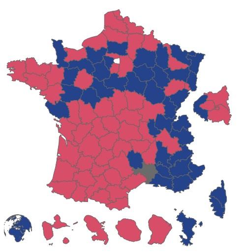 1er tour elections presidentielles 2012 : la réunification est faite ! Elec2010