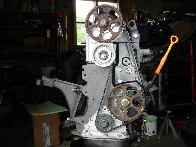 [ VW Golf 2 GTI an 85 ] pb de démarrage et révision moteur. - Page 5 Courro11