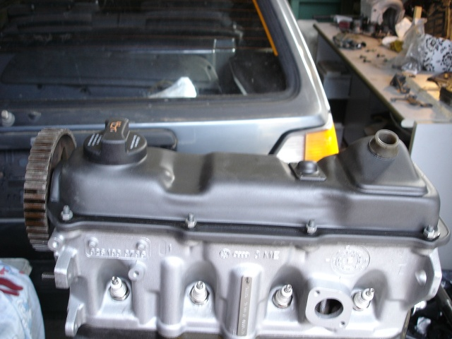 [ VW Golf 2 GTI an 85 ] pb de démarrage et révision moteur. - Page 4 Couvre12